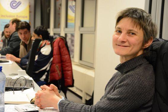 Interjú Senada Halilcevic-cel, az európai önérvényesítő mozgalom vezetőjével