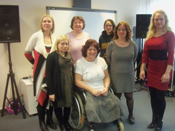 Képzés a fogyatékossággal élő nők jogairól