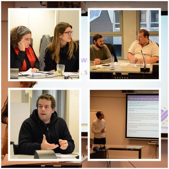 Önérvényesítő találkozó Brüsszelben