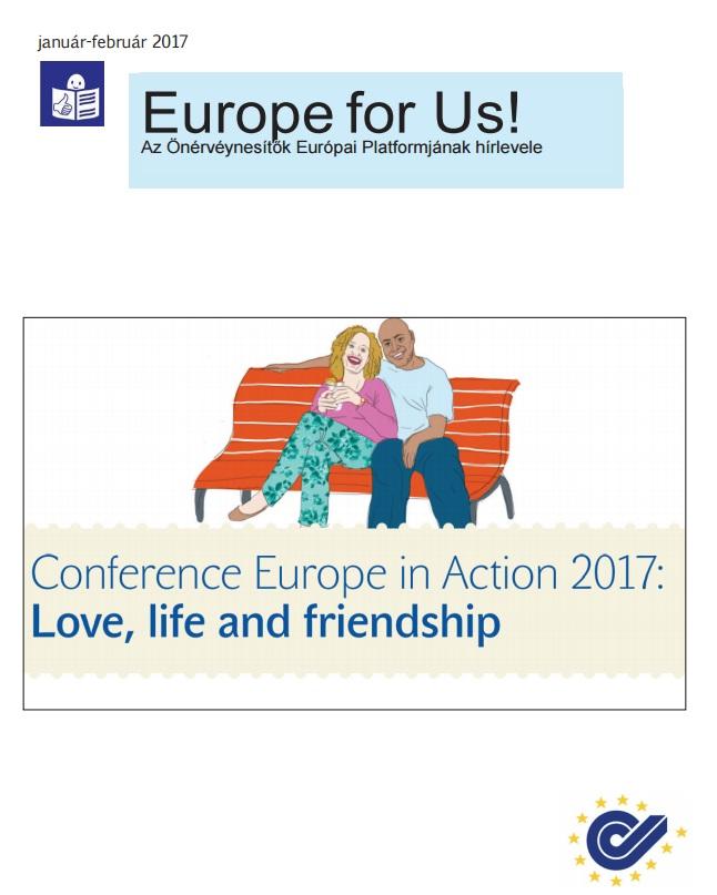Iratkozz fel az Inclusion Europe levelezőlistájára, hogy ne maradj le a híreikről!