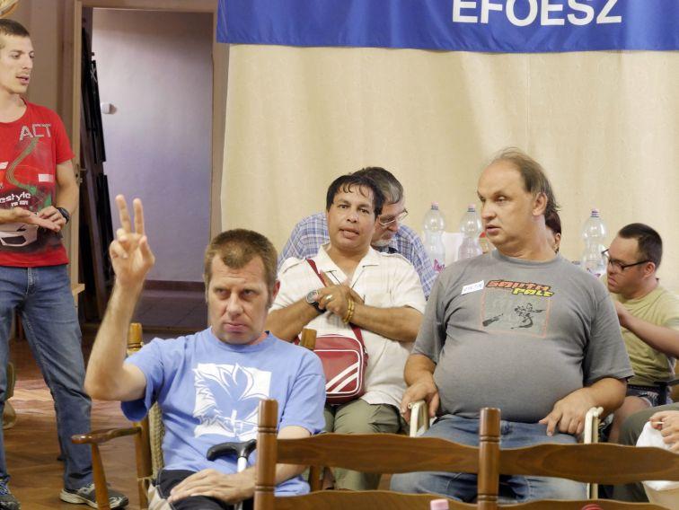 Önérvényesítő Találkozó Szegeden