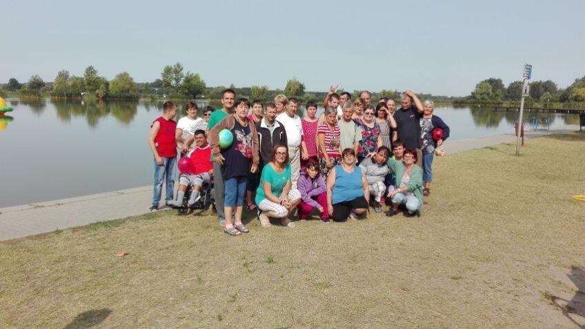 Együtt táboroztak a Csongrád megyei önérvényesítők!