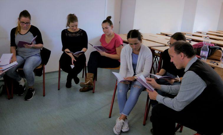 Önérvényesítők segítenek a könnyen érthető módszer oktatásában a Szegedi Tudományegyetemen