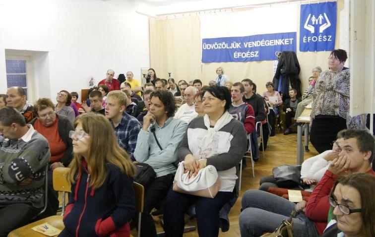 Önérvényesítő Fórum Szegeden a támogatott döntéshozatalról