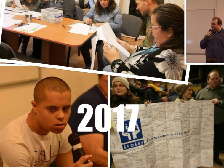 Összefoglaló az önérvényesítők 2017-es programjairól
