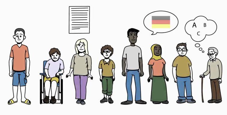 Videó a könnyen érthető kommunikációról