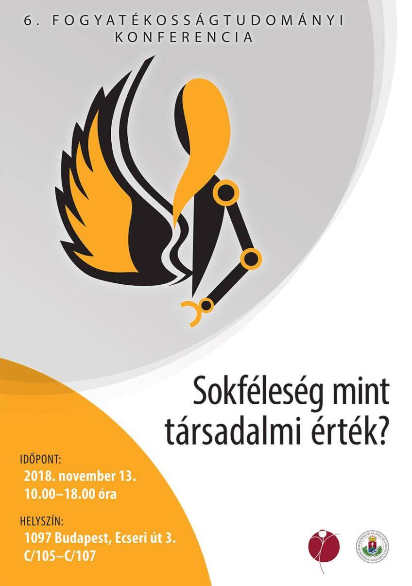 Jelentkezz a 6. Fogyatékosságtudományi Konferenciára!