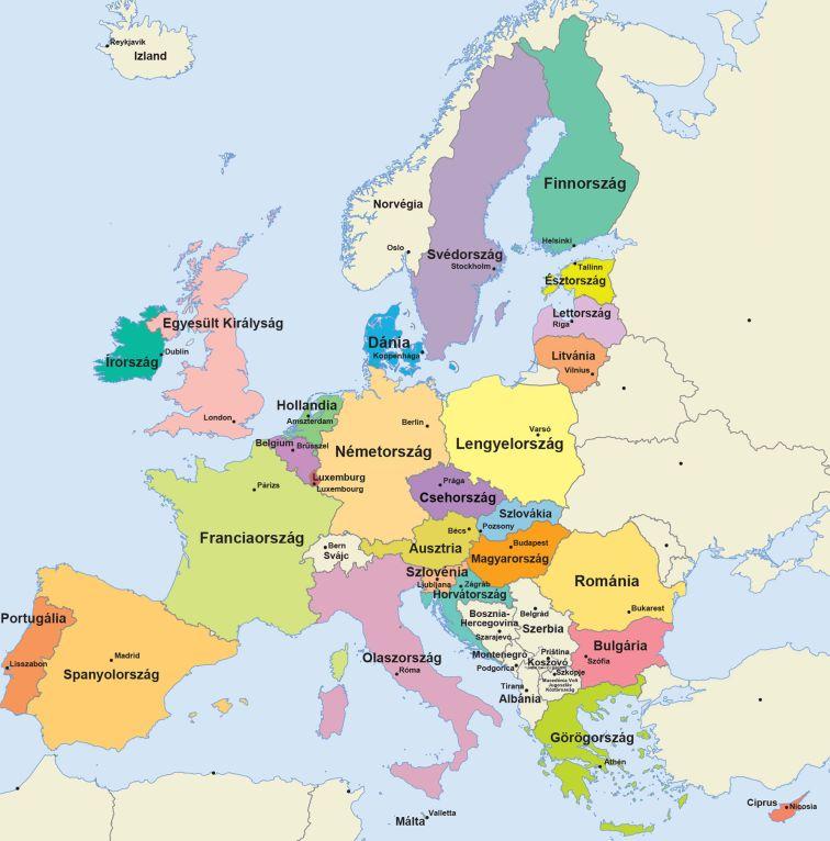 Az Európai Unió – Könnyen érthető leírás