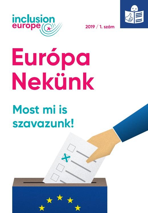 Most mi is szavazunk! – Európa Nekünk hírlevél