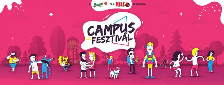ÉFOÉSZ a Campus Fesztiválon
