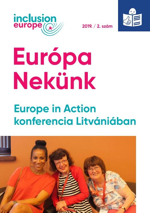 Európa Nekünk hírlevél – 2019. második szám