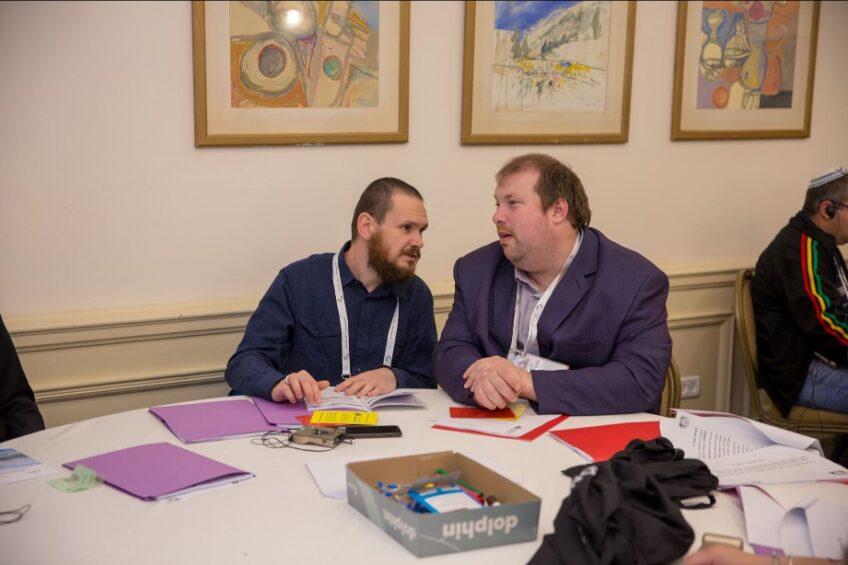 """""""Nem csupán új házakat kell építenünk, hanem egy befogadó társadalmat."""" – Belonging konferencia, Izrael"""