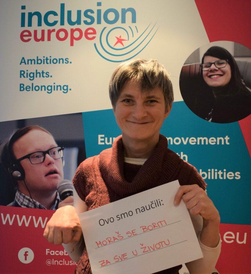 """""""Ezt tanultam"""" – Az Inclusion Europe új kampánya az oktatásról"""