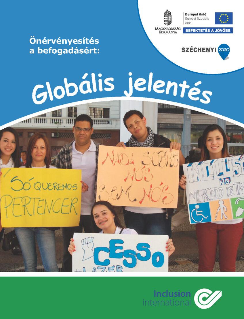 Globális jelentés az önérvényesítésről – Ingyenesen letölthető kiadvány