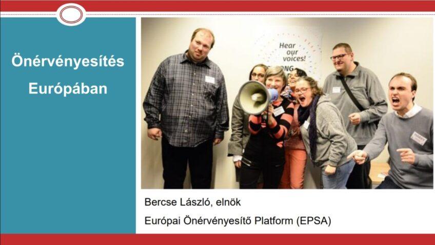 EPSA – Önérvényesítés Európában