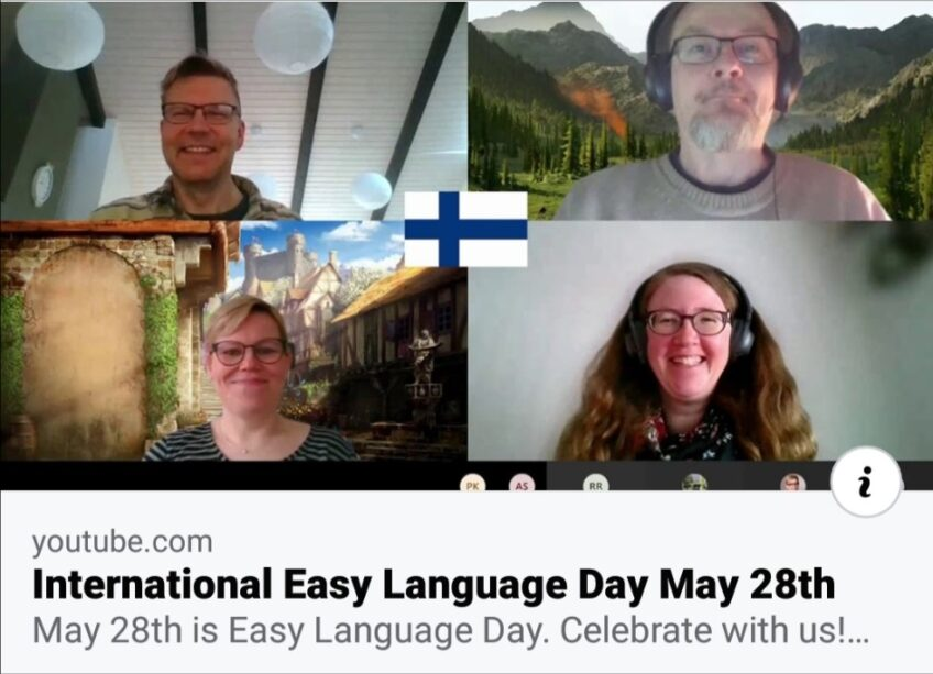 Legyen május 28. a könnyen érthető nyelv világnapja!