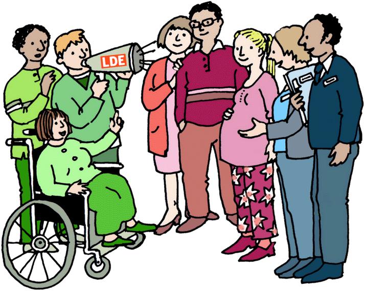 Önérvényesítők a fogyatékos emberek szervezeteiben – 1. rész